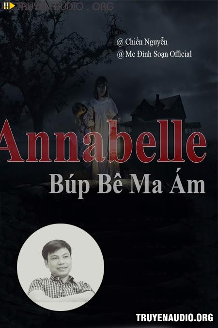 Annabelle Búp Bê Ma Ám