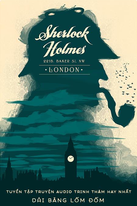 Dải băng lốm đốm - Tuyển Tập Sherlock Holmes