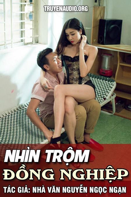 Nhìn trộm đồng nghiệp - Nguyễn Ngọc Ngạn
