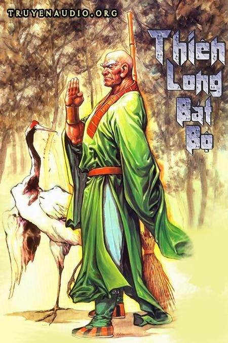 Thiên Long Bát Bộ - truyện kiếm hiệp kim dung