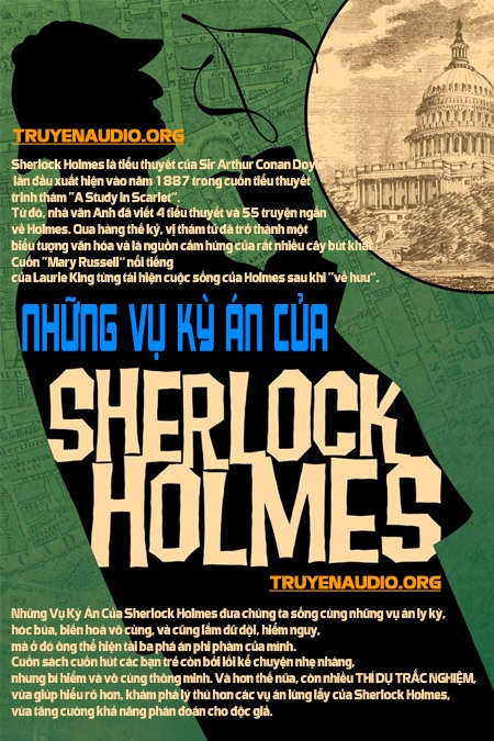Truyện Những Vụ Kỳ Án Của Sherlock Holmes - P1